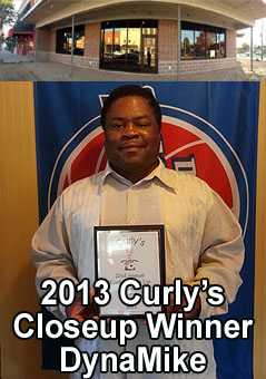 Curly's Closeup Contest
